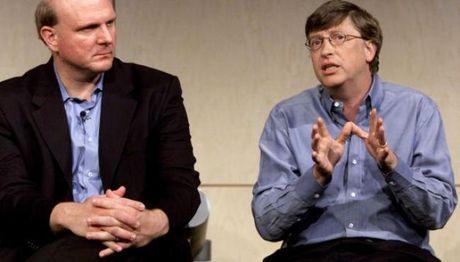 Steve Ballmer tiet lo ly do bat hoa voi Bill Gates - Anh 1
