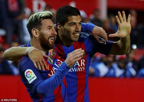 Sevilla - Barcelona: Dau an sieu sao - Anh 1