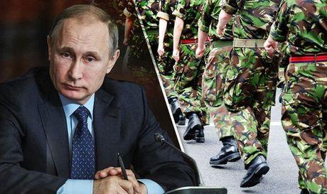 Cang voi Nga, NATO dat 300.000 linh vao tinh trang bao dong - Anh 1