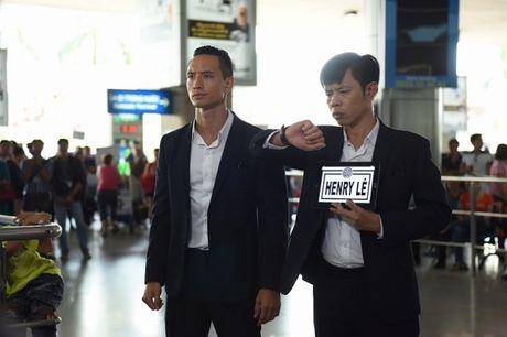 He lo loat canh phim hanh dong dau tien cua Thai Hoa - Anh 4