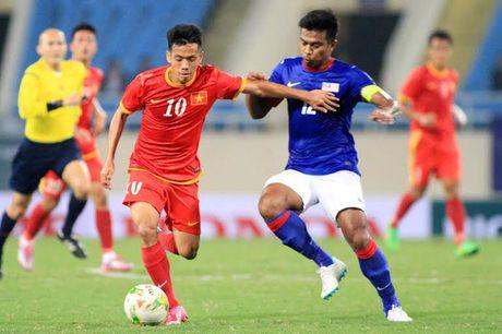 Nhan dien suc manh cua Myanmar va Malaysia tai AFF Cup 2016 - Anh 1