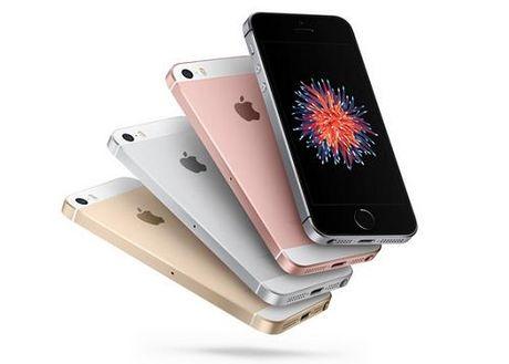 Apple se khong san xuat iPhone SE vao nam 2017 - Anh 1