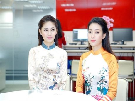 Khong ban ve nhan sac, Hoa hau My Linh luon bi Thanh Tu 'dim' vi dieu nay! - Anh 5