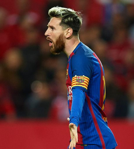 Messi thang hoa, Barca vuot 'ai' Sevilla - Anh 1