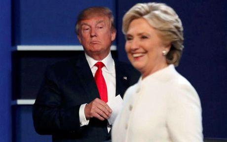 Bau cu My: Khac biet trong chien thuat cua ong Trump va ba Clinton - Anh 3