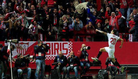 Chum anh Barca ha Sevilla nho su thang hoa cua Messi - Anh 2