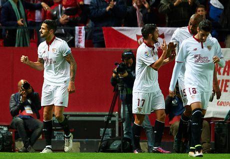 Chum anh Barca ha Sevilla nho su thang hoa cua Messi - Anh 3