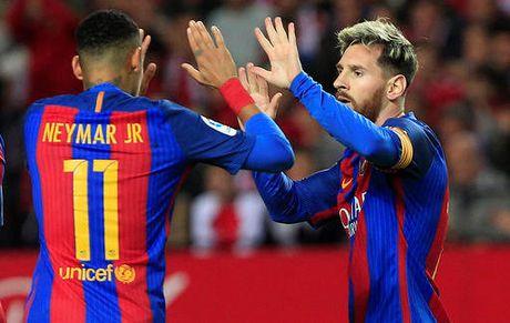 Chum anh Barca ha Sevilla nho su thang hoa cua Messi - Anh 5