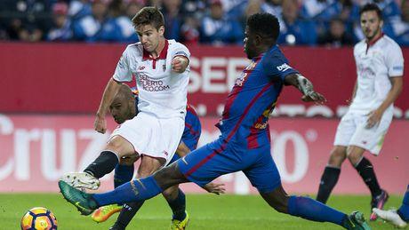 Chum anh Barca ha Sevilla nho su thang hoa cua Messi - Anh 6