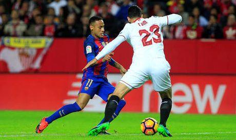 Chum anh Barca ha Sevilla nho su thang hoa cua Messi - Anh 7