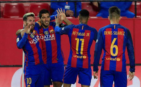 Chum anh Barca ha Sevilla nho su thang hoa cua Messi - Anh 8