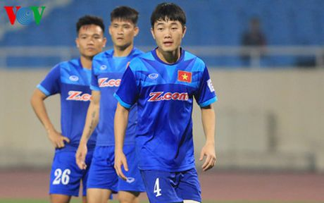 Xuan Truong muon vo dich AFF Cup va SEA Games - Anh 1