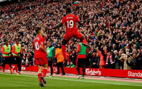 Chum anh: Nhung khoanh khac an tuong nhat vong 11 Premier League - Anh 3