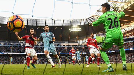 Chum anh: Nhung khoanh khac an tuong nhat vong 11 Premier League - Anh 5