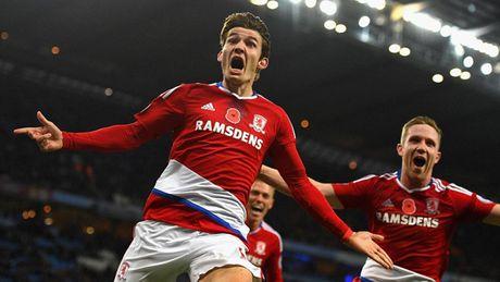 Chum anh: Nhung khoanh khac an tuong nhat vong 11 Premier League - Anh 6