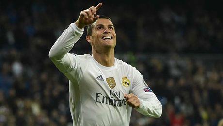 Nhung khoanh khac an tuong nhat cua Ronaldo trong mau ao Real - Anh 17