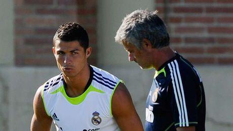 Nhung khoanh khac an tuong nhat cua Ronaldo trong mau ao Real - Anh 5