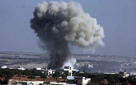 Nga phu nhan lien quan den vu khong kich o Idlib lam 28 nguoi chet - Anh 1
