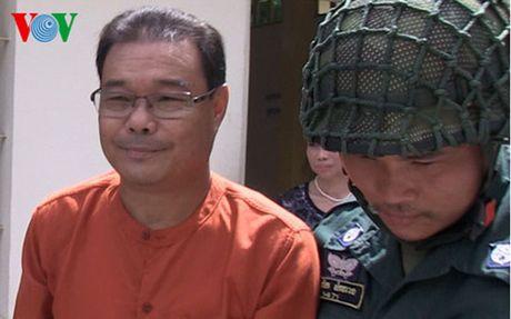 Campuchia tuyen an mot thuong nghi sy doi lap - Anh 1