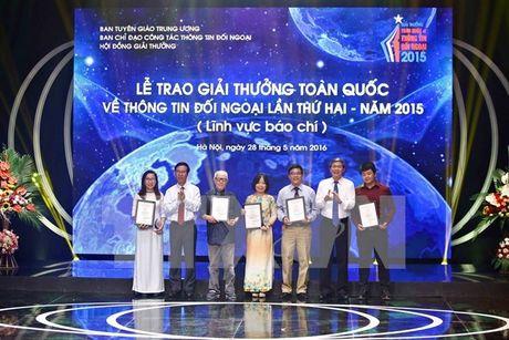 Giai toan quoc Thong tin Doi ngoai 2016 mo rong them loai hinh du thi - Anh 1