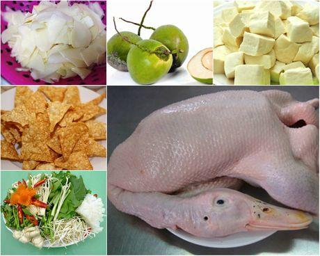 Cach lam lau vit mang cay cang an cang nghien - Anh 1