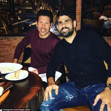 Tai ngo thay cu Simeone, Costa khien nguoi Chelsea lo sot vo - Anh 1