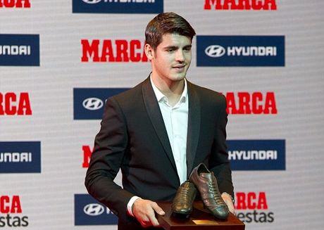 Nguoi Madrid rang ro thau tom cac danh hieu cao quy La Liga 2015/16 - Anh 5