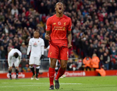 Cau thu nao da ghi ban cho Liverpool mua nay? - Anh 1