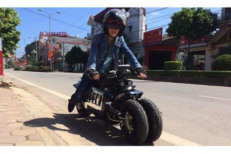 Dan choi Viet phat sot voi sieu moto 'Tau nhai' gia 28 trieu - Anh 7