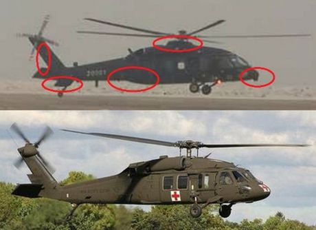 Trung Quoc sao chep ca truc thang Black Hawk, My khoc thet - Anh 4