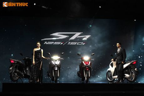 Honda Viet Nam ra mat SH 2017 ABS gia 90 trieu dong - Anh 6