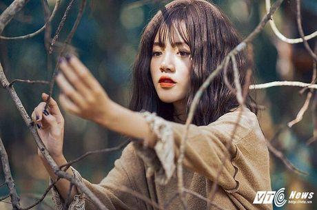 Hot girl Dong Nai gay sot vi xinh dep va sanh dieu - Anh 2