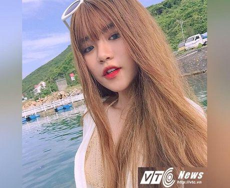 Hot girl Dong Nai gay sot vi xinh dep va sanh dieu - Anh 8