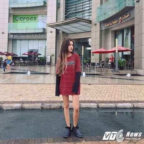 Hot girl Dong Nai gay sot vi xinh dep va sanh dieu - Anh 9