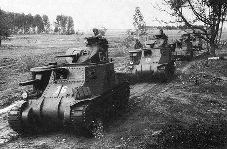 Vi sao xe tang M3 Lee khong duoc My trong dung? - Anh 10
