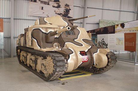 Vi sao xe tang M3 Lee khong duoc My trong dung? - Anh 14