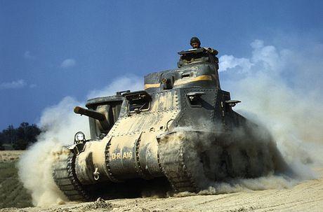 Vi sao xe tang M3 Lee khong duoc My trong dung? - Anh 1