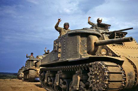 Vi sao xe tang M3 Lee khong duoc My trong dung? - Anh 2