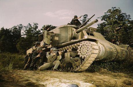 Vi sao xe tang M3 Lee khong duoc My trong dung? - Anh 3