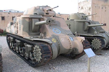 Vi sao xe tang M3 Lee khong duoc My trong dung? - Anh 5