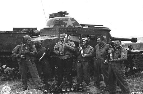 Vi sao xe tang M3 Lee khong duoc My trong dung? - Anh 7