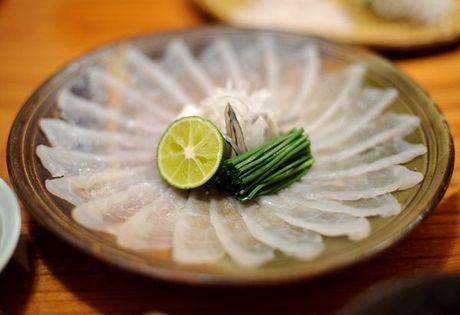 Nhung mon sushi ki di va kho nuot nhat Nhat Ban - Anh 1