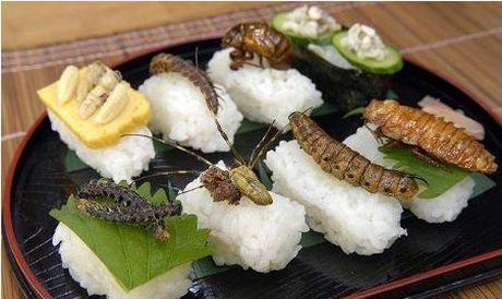 Nhung mon sushi ki di va kho nuot nhat Nhat Ban - Anh 3