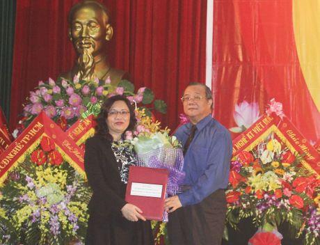 Truong Dai hoc Su pham Ky thuat Vinh khai giang nam hoc moi - Anh 1