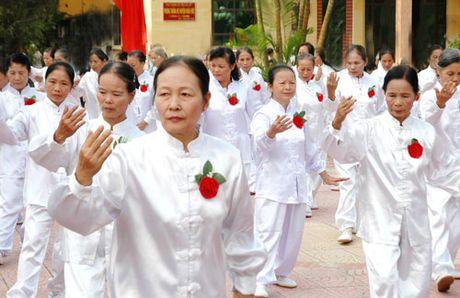 Khong ngung phat huy vai tro nguoi cao tuoi - Anh 1