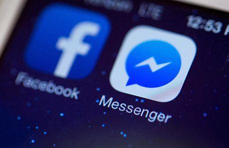 Facebook bo sung cac tro choi don gian vao Messenger - Anh 1