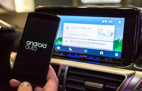Chuc nang Android Auto da co ung dung chay doc lap - Anh 1