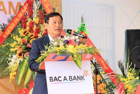 BAC A BANK lien tiep khai truong chi nhanh moi - Anh 2
