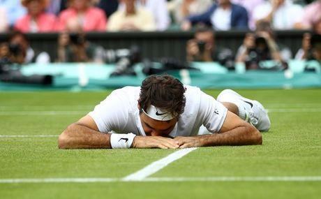 Federer lan dau bi danh bat khoi top 10 sau hon mot thap nien - Anh 1