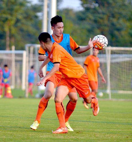 Cup tu hung Vu Han: U.22 Viet Nam hoa chu nha U.22 Trung Quoc - Anh 1